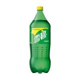 雪碧汽水饮料果汁饮品 2L/瓶 大包装家庭分享装 可口可乐出品